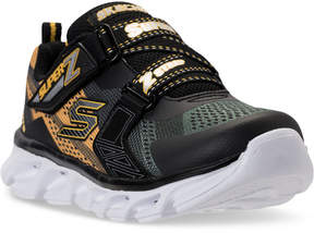 Skechers Little Boys' Lights: Hypno-Flash Light-Up Casual Sneakers from Finish Line