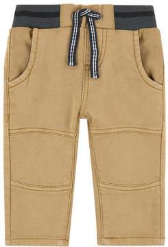 3 Pommes Boy regular fit fleece pants