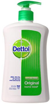 Dettol Liquid Soap by Dettol (250ml Liquid Soap)