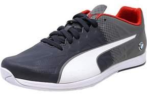 Puma Men's Bmw Motorsports Evospeed Lace Team Blue / White Ankle-High Fashion Sneaker - 11.5M