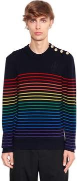 J.W.Anderson Striped Extra Fine Wool Sweater