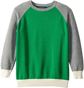 Toobydoo Baseball Sweater Boy's Sweater