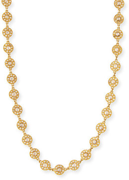 Coomi High End Opera Necklace with Diamonds
