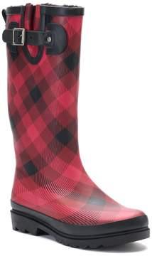 Western Chief Dual Buffalo Women's Rain Boots