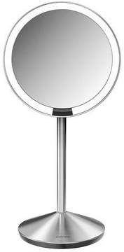 Simple Human 5 Sensor Makeup Mirror with Travel Case