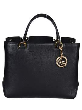 Michael Kors Anabelle Tote - BLACK - STYLE
