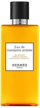 Hermes Eau De Mandarine Ambree - Hair And Body Shower Gel