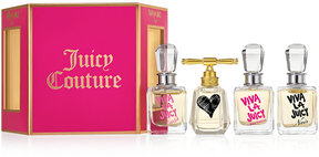 Juicy Couture 4-Pc. Deluxe Mini Gift Set