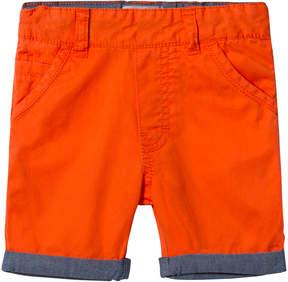 Timberland Kids Orange Chino Shorts