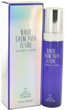 Elizabeth Taylor White Diamonds Lustre Eau De Toilette Spray for Women (3.3 oz/97 ml)