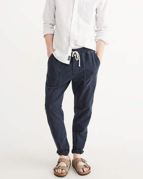 Abercrombie & Fitch Tapered Sweatpants