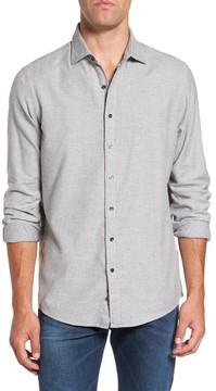 Rodd & Gunn Men's Cardwell Nep Flecked Sport Shirt