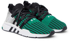 adidas Eqt Support 91/18 Stretch-Knit Sneakers