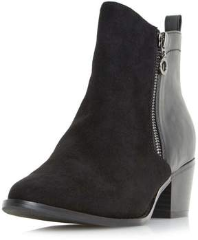 Head Over Heels *Head Over Heels by Dune Black Pilar Ankle Boots