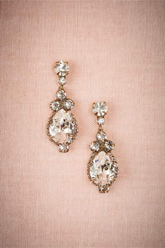 BHLDN Lettice Drop Earrings