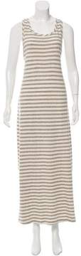 Creatures of Comfort Striped Maxi Dress