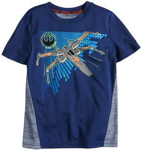 Star Wars A Collection For Kohls Boys 4-7x a Collection for Kohl's X-Wing Tee