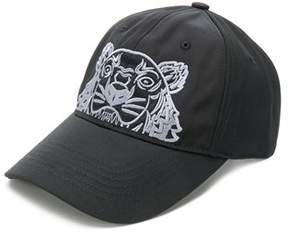 Kenzo Men's Black Cotton Hat.