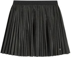 3 Pommes Pleated skirt