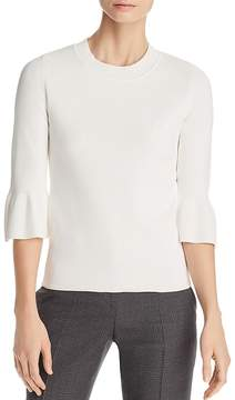 BOSS Fenella Bell-Sleeve Top