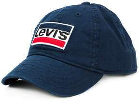 Levi's Kids Teen embroidered logo cap