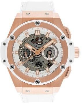 Hublot King Power Unico 701.OE.0128.GR Chronograph 48mm Mens Watch