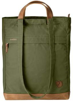Fjallraven Totepack No.2 Water Resistant Tote - Green