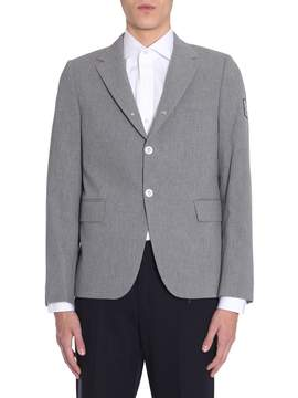 Moncler Gamme Bleu Classic Single Breasted Jacket