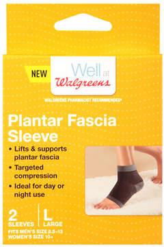 Walgreens Plantar Fascia Sleeves Large