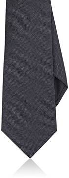Kiton Men's Micro-Dot-Pattern Wool Necktie
