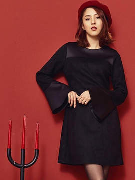 Blank Natural Cutting Dress Bk