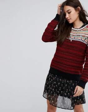 Vanessa Bruno Helka Knit Sweater