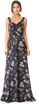 Derek Lam 10 Crosby Cami Maxi Dress