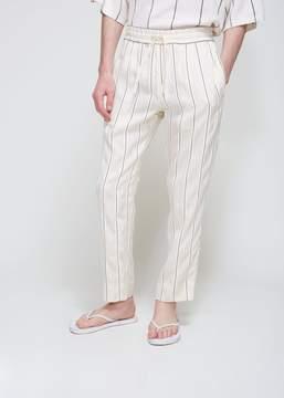 Haider Ackermann Elastic Waistband Trousers