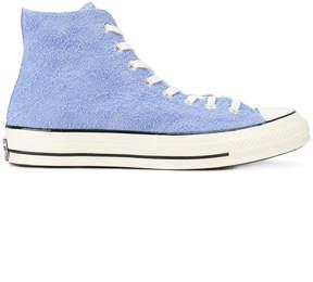 Converse hi-top sneakers