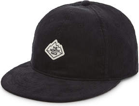 The North Face Urban Exploration corduroy snapback cap