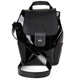 Hunter Mini Leather Backpack