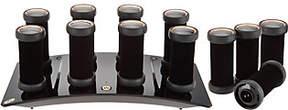 T3 Tourmaline Set of 12 Luxe Volumizing Velvet Flocked Hot Rollers