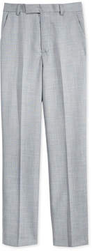 Calvin Klein Sharkskin Deco Suiting Pants, Big Boys (8-20)