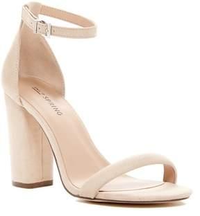 Call it SPRING Brelawien Ankle Strap Sandal
