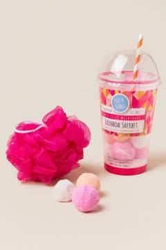 Fizz & Bubble Rainbow Sherbet Milkshake Bath Bomb Set