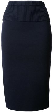 Dion Lee cape detail dress