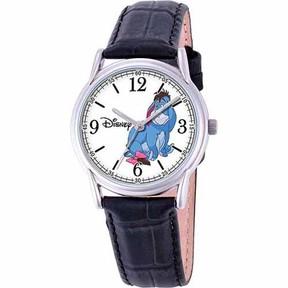 Disney Eeyore Men's Cardiff Watch, Black Strap