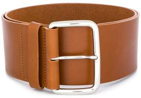 Marni square buckle belt