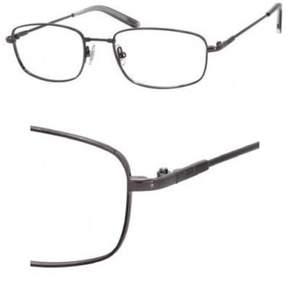 Fossil Eyeglasses Aron/N 0TZ2 Gunmetal