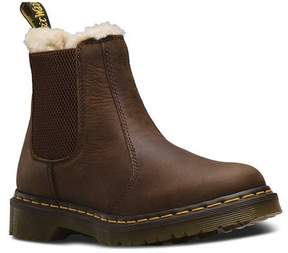 Dr. Martens Women's Leonore Fur Lined Chelsea Boot