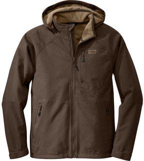Outdoor Research Deadbolt Hooded Softshell Jacket