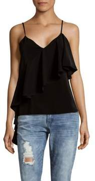 Saks Fifth Avenue BLACK V-neck Camisole