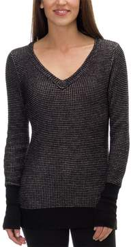Carve Designs Maxwell V-Neck Sweater