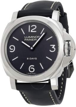 Panerai Luminor Base 8 Days Acciaio Mechanical Men's Watch